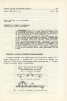 Urządzenie do pomiaru i rejestracji rozstawu szyn torów kopalnianych