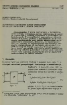 Zastosowanie uogólnionej metody symbolicznej do analizy czwórników i układów 3-fazowych