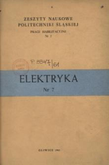 Moc i energia elektryczna w układach elektrycznych o dowolnych ustalonych przebiegach
