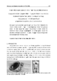 Fiber pressure sensor for the POLVAD prosthesis