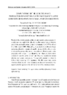 Computation of the acoustic-waves propagation-parameters and the subsequent elastic constants derivation in a single layer on a substrate