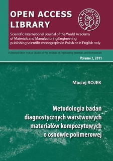 Metodologia badań diagnostycznych warstwowych materiałów kompozytowych o osnowie polimerowej