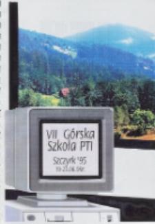 Górska Szkoła PTI (7 ; 1995 ; Szczyrk)