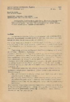 Zagadnienia układania i realizacji harmonogramów pracy centrum produkcyjnego