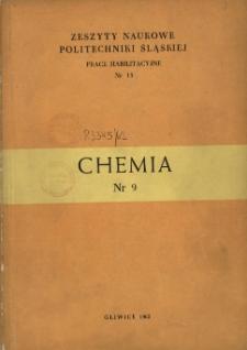 Kinetyka i mechanizm termicznego rozkładu izomerycznych heksanów oraz wtórnego rozkładu powstających olefin