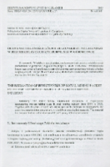 Ocena skuteczności górniczego pakietu socjalnego w restrukturyzacji zatrudnienia w górnictwie