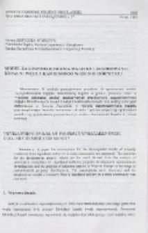 Model zagospodarowania majątku likwidowanej kopalni węgla kamiennego w gminie górniczej