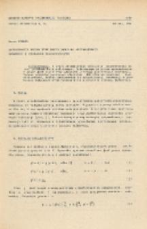 Zastosowanie metody typu Monte Carlo do optymalizacji sekwencji w problemie kolejnościowym