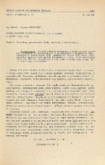System procedur do przetwarzania list stosowych w języku ALGOL 1900. Cz. 2, Procedury pomocnicze. Cechy użytkowe i zastosowanie
