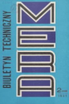 MERA : biuletyn przemysłu komputerowych systemów automatyzacji i pomiarów, Nr 2 (228)