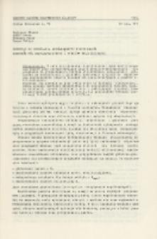 Przyrząd do określania współrzędnych wierzchołków konturów pól eksploatacyjnych i punktów obliczeniowych