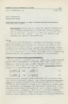 Harmonogramowanie produkcji a wielopoziomowe wielowymiarowe dyskretne układy regulacji nadążnej