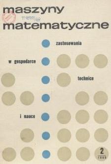 Maszyny Matematyczne Nr 2