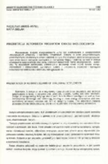Prezentacja autorskich projektów osiedli ekologicznych
