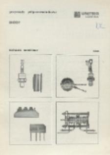 Diody : katalog skrócony