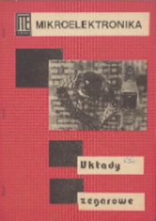 Układy zegarowe : karty katalogowe