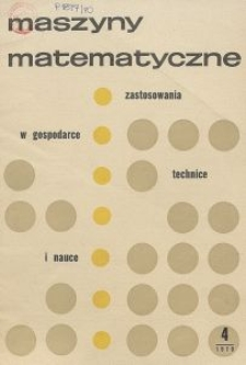 Maszyny Matematyczne Nr 4