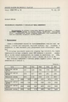 Prognozowanie wydajności w kopalniach węgla kamiennego