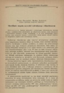 Określenie stopnia czystości technicznego chlorobenzenu