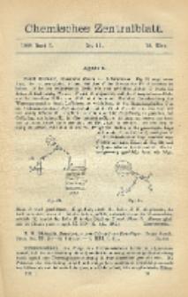 Chemisches Zentralblatt : vollständiges Repertorium für alle Zweige der reinen und angewandten Chemie, Jg. 79, Bd. 1, Nr. 11