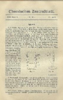 Chemisches Zentralblatt : vollständiges Repertorium für alle Zweige der reinen und angewandten Chemie, Jg. 79, Bd. 1, Nr. 15