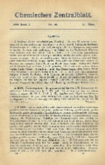 Chemisches Zentralblatt : vollständiges Repertorium für alle Zweige der reinen und angewandten Chemie, Jg. 79, Bd. 1, Nr. 10