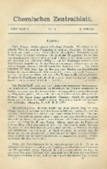 Chemisches Zentralblatt : vollständiges Repertorium für alle Zweige der reinen und angewandten Chemie, Jg. 79, Bd. 1, Nr. 5