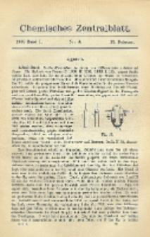 Chemisches Zentralblatt : vollständiges Repertorium für alle Zweige der reinen und angewandten Chemie, Jg. 79, Bd. 1, Nr. 6