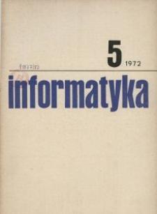 Informatyka Nr 5