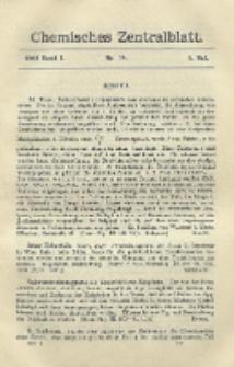 Chemisches Zentralblatt : vollständiges Repertorium für alle Zweige der reinen und angewandten Chemie, Jg. 79, Bd. 1, Nr. 18