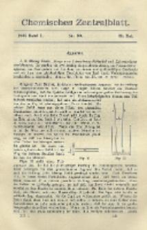 Chemisches Zentralblatt : vollständiges Repertorium für alle Zweige der reinen und angewandten Chemie, Jg. 79, Bd. 1, Nr. 20