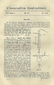 Chemisches Zentralblatt : vollständiges Repertorium für alle Zweige der reinen und angewandten Chemie, Jg. 79, Bd. 1, Nr. 25