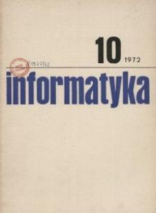 Informatyka Nr 10