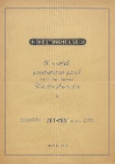 Karty katalogowe z lat 1935 - 1938 ze zbiorów prof. Stanisława Fryze