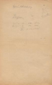 Program zajęć Wydziału Elektrotechnicznego Politechniki Lwowskiej 1939/1940