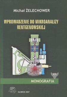 Wprowadzenie do mikroanalizy rentgenowskiej