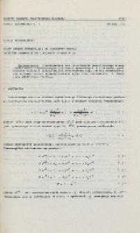 Wpływ okresu próbkowania na parametry modeli obiektów dynamicznych liniowych dyskretnych