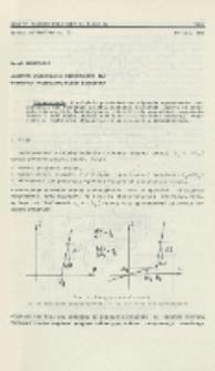 Algorytm wyznaczania rezystancji dla wybranych przekształtników diodowych