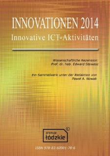 Innovationen 2014 : Innovative ICT-Aktivitäten