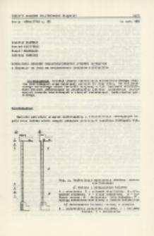 Wznoszenie obudowy międzypoziomowych otworów szybowych o średnicy do 2400 mm wykonywanych sposobem wiertniczym