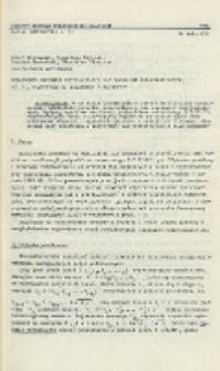 Biblioteka procedur optymalizacji dla zagadnień kolejnościowych. Cz. 1 - klasyfikacja, własności i algorytmy