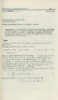 Algorytm minimaksowego rozdziału zasobów w systemie