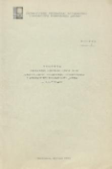 """Synteza programu rozwoju bazy (B+R) Zjednoczenia Przemysłu Automatyki i Aparatury Pomiarowej """"MERA"""" na lata 1976-80"""