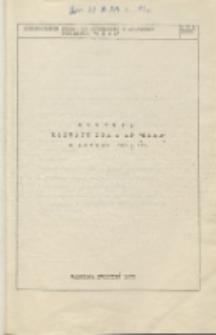 "Synteza rozwoju Z.P.A. i A.P. ""MERA"" w latach 1965-1975"