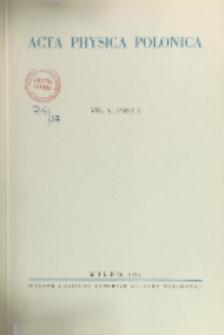 Acta Physica Polonica, Vol. 6, Z. 3