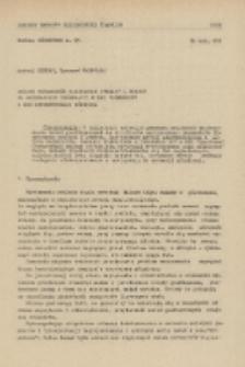 """Zmiany parametrów fizycznych pokładu i stropu na przykładzie obserwacji w KWK """"Dymitrow"""" i ich interpretacja górnicza"""