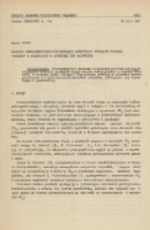 """Badania petrograficzno-strukturalne niektórych pokładów kopalni """"Thorez"""" w Wałbrzychu w aspekcie ich gazowości"""