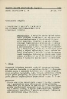 O projektowaniu przegród budowlanych pod względem termiczno-ekonomicznym w warunkach polskich