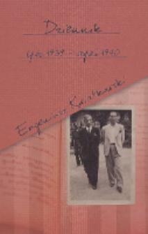 Dziennik : lipiec 1939 - sierpień 1940