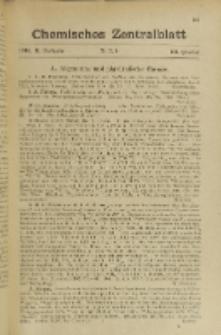 Chemisches Zentralblatt : vollständiges Repertorium für alle Zweige der reinen und angewandten Chemie, Jg. 116, Hb. 2, Nr. 3/4